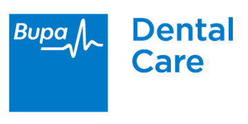 Logo for Bupa Dental Care